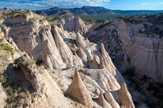 17. Visit Tent Rocks or other beautiful natural formations