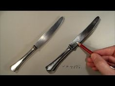Drawing is great! Knife drawing with charcoal and white pastell. On the gray ingres paper. Speed drawing. Drawing study. Art lesson. Step by Step Realistic D...