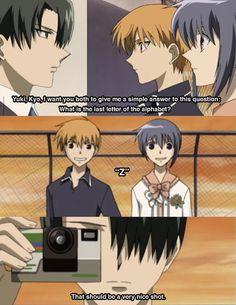 Haha I love it! XD