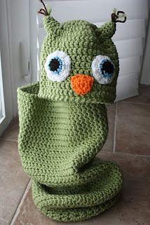 A[mi]dorable Crochet: Who...who...wants a free pattern???? free crochet pattern baby cocoon