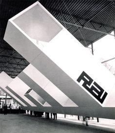 padiglione rai 1965 castiglioni