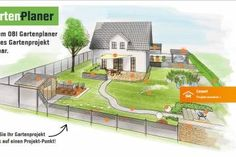 Use garden planner online for free - planungswelten.de Plan your garden online and for free with our gardening tools. On Planning Worlds you will find practical garden planners. Backyard Vegetable Gardens, Outdoor Gardens, Garden Projects, Garden Tools, Garden Supplies, Amazing Gardens, Beautiful Gardens, Unique Garden, Garden Online