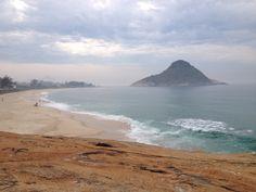 Praia da Macumbinha, Recreio, Rio de Janeiro.