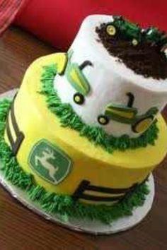 Lil boys birthday cake