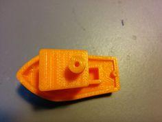 #3DBenchy - The jolly 3D printing torture-test by sveske