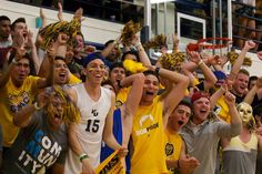 Our Lions fans are AMAZING. #goldpride
