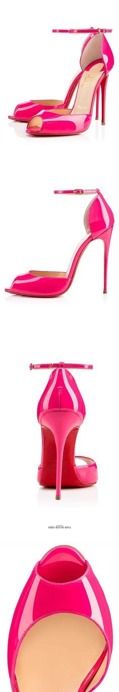 Christian Louboutin 'Gardnera' Hot Pink ♔THD♔ #promshoesmen