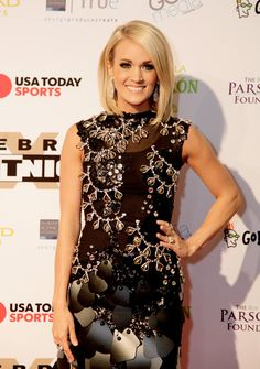 Carrie Underwood Photos - Muhammad Ali's Celebrity Fight Night XXII - Red Carpet -