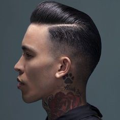 cool 25 Vintage 1920's Hairstyles For Men - Classic Looks For Gentlemen