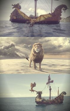 The Chronicles of Narnia: The Voyage of Dawn Treader