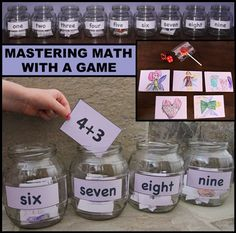 Mastering Number Bonds 1 through 9 with a game. - Tree Valley Academy
