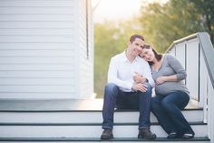 Christine and Aaron's Maternity Session –