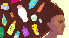 Abandoning relaxers and harmful chemicals in favor of healthier, organic haircare lead to an existential crisis of trial-and-error.