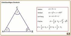 gleichschenkliges dreieck formel f r fl chenberechnung umfang und seiten mathematik. Black Bedroom Furniture Sets. Home Design Ideas