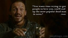 Game of Thrones Season 3 quote