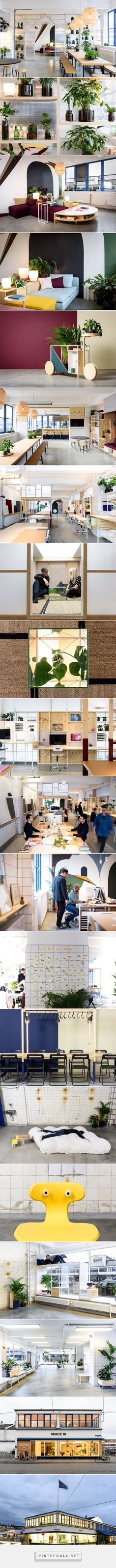 Space10: IKEA's New External Innovation Lab - Design Milk - created via https://pinthemall.net