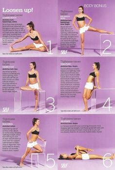 Started stretching today! This is an awesome way to start/end your day!