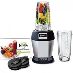 "And EASY Nutri Ninja Smoothie Recipes! Is the Nutri Ninja Auto IQ Blender REALLY worth the money and all the ""best blender EVER"" hype? Best Smoothie, Smoothie Mixer, Kiwi Smoothie, Fruit Smoothies, Smoothie Cleanse, Fruit Juice, Juice Cleanse, Healthy Smoothies, Fresh Fruit"