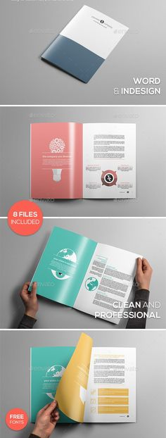 102 Best Company Profile Design Images On Pinterest Company