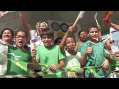 Olympic Torch Relay unites Brazil's north-east - Olympic News