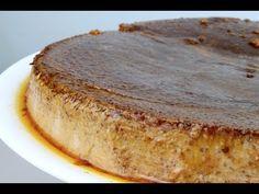 ▶ Chocolate Cream Cheese Flan - YouTube