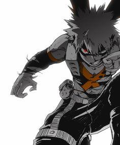 My Hero Academia (僕のヒーローアカデミア) - Katsuki Bakugou (爆豪 勝己) Boku No Hero Academia, Hero Academia Characters, Anime Characters, Cute Gay, Me Me Me Anime, Anime Guys, Fan Art, Cosplay Kawaii, Bakugou Manga
