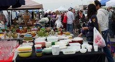Six Southern California Flea Markets   Los Angeles Times