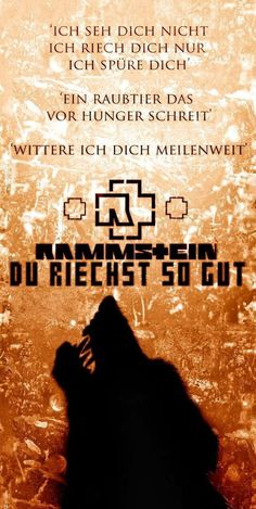 Rammstein - Du riechst so gut by MichelRT on DeviantArt Richard Kruspe, Band Memes, Band Quotes, Till Lindemann, Band Pictures, Photoshop Cs5, Metallica, My Music, In This World