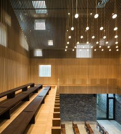 Neri&Hu, Pedro Pegenaute · Chapel Suzhou