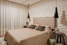 Revestimentos 3D: a nova tendência para revestir paredes! - Casinha Arrumada