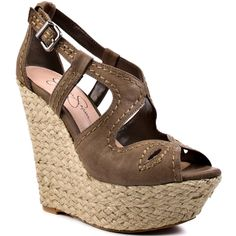 all summer sandals and wedges | Heels.com / All Shoes / Jessica Simpson / Stevania - Coffee Summer ...