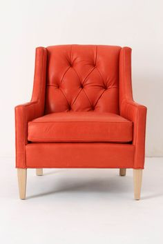 burst of color. ++ oasman chair -- pretty much want to sit here and drink Port all night
