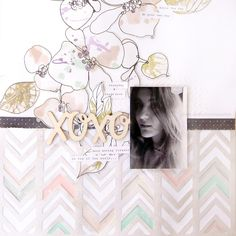 XOXO by zinia at @studio_calico