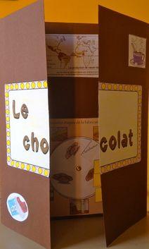 Le Cacao, Craft, Homeschool, Simple, Cycle 2, School, Chocolate Factory, Chocolate Custard, Crafts