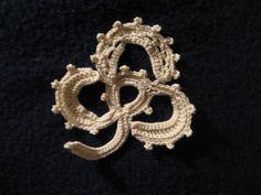 irish crochet patterns free | Hookalike's crochet: Lucky Shamrock...