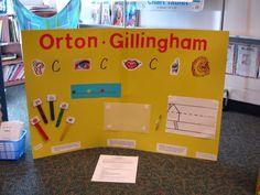 Orton Gillingham reading program and lesson plans for children http://www.levylearningcenter.com/orton-gillingham.php