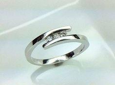 Wedding engagment ring anillo de compromiso