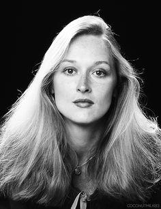 coconutmilk83:  Meryl Streep, 1976