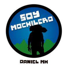 """El nuevo logo de """"Soy Mochilero"""""""