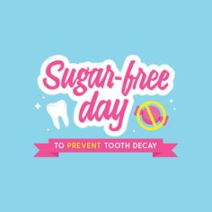 WE CHALLENGE YOU to go an entire day without sugar! {Hopefully you've eaten all of your Valentine's candy. ;)}