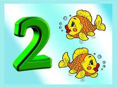 Numerele 1-10 - etapele procesului de invatare la prescolari si fise de lucru potrivite Numbers Preschool, Math Numbers, Thing 1, Baby Owls, Flamingo, Disney Characters, Fictional Characters, Homeschool, Paper Crafts