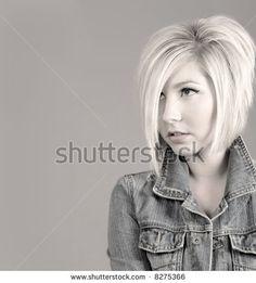 trendy girl hairstyles