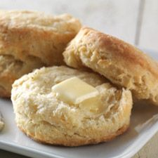 Gluten-Free Biscuits made with baking mix: King Arthur Flour