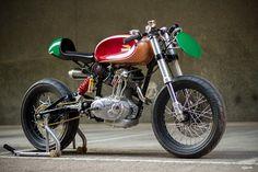 Inazuma café racer: F3 by Radical Ducati