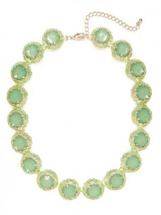 Mint Bloom Strand
