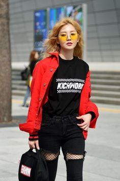 Korean Model Fashion | Official Korean Fashion #KoreanFashionTrends