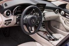 Mercedes-Benz C250.