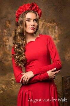 "Designer womens dresses Red Maxi with Long sleeves and fashionable neckline design from my collection ""Valkyrie"" special occasion dress. Very beautiful and ele. Prom Dresses Long With Sleeves, Formal Dresses, Dress Long, Neckline Designs, Red Maxi, Ladies Dress Design, Special Occasion Dresses, Evening Dresses, Fashion Dresses"