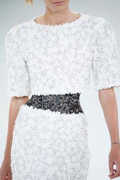 Chanel Couture 2014. Petals.