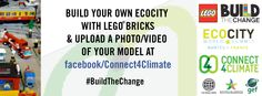 "Connect4Climate will be present at EcoCity2013 in a number of ways, from leading the global ""LEGO® Build the Change"" challenge, to documenting the LEGO® Build the Change workshops, to participating in the summit and showcasing previous Connect4Climate winners."